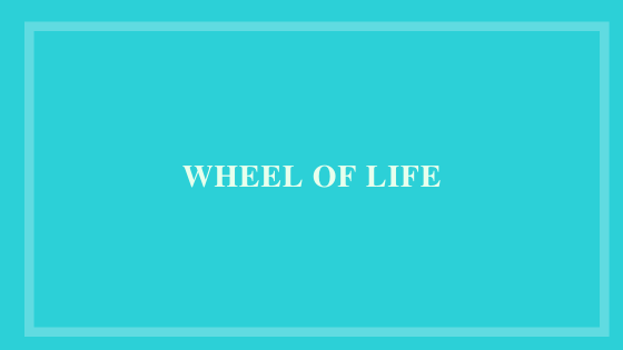 Wheel Of Life. How Balanced Are You?